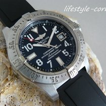 Breitling Avenger Seawolf (Box & Papiere - 2013) Service...