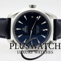 Omega Aqua Terra 150M Master Co-Axial 41,5mm Blue Dial R