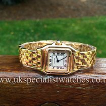 Cartier Panthere Ladies 18ct Solid Gold – W25022B9