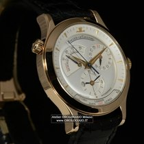 Jaeger-LeCoultre MASTER CONTROL GEOGRAPHIC  ORO ROSA
