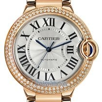 Cartier Ballon Bleu 36mm we9005z3