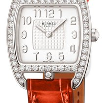 Hermès Cape Cod Tonneau Quartz Small PM 040919WW00