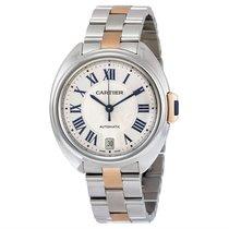 Cartier Cle De Cartier W2cl0003 Watch