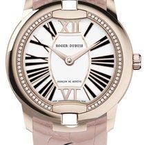 Roger Dubuis Velvet 36mm Rose Gold Automatic White Dial T