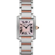 Cartier Tank Francaise Small w51027q4