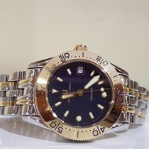 Universal Genève Lady Automatic Date Gold  New - full set