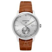 JeanRichard Men's 1681 Ronde Small Second Watch
