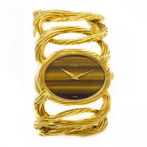 Piaget Ladies 18k Yellow Gold Limelight Magic Hour 'Tiger...
