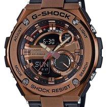 Casio Mens G-Shock G-Steel Watch - Ana-Digi - Copper-Tone -...