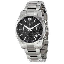 Longines Conquest Classic Automatic Mens Watch L2.786.4.56.6