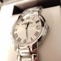 Raymond Weil Jasmine Series Ladies Swiss Quartz Watch 5235-ST-...