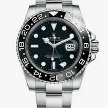 Rolex GMT MASTER 2 GHIERA CERAMICA