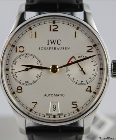 IWC Portoghese 7 Days - Power Reserve