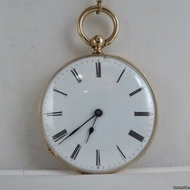 Anonimo Orologio Anonimo Pocket watch gold 18kt rare 1800 cc