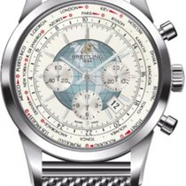 Breitling Transocean Unitime Chronograph