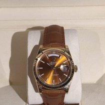 Rolex Daydate Cognac 118138