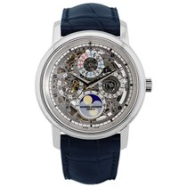 Vacheron Constantin Patrimony Traditionnelle Openworked...