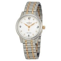 Montblanc Boheme Automatic White Dial Stainless Steel and 18kt...