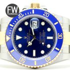 Rolex Submariner Date Steel & Gold Ceramic