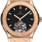 Hublot 505.OX.1180-LR Classic Fusion Tourbillon, Red Gold