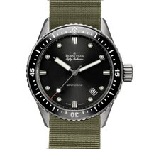 Blancpain Fifty Fathoms Bathyscaphe 5000-1230-NAKA