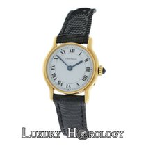 Cartier Ladies Made in Paris RARE EDITION 18K Solid Gold...
