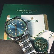 勞力士 (Rolex) 116400GV - Milgauss Z-Blue