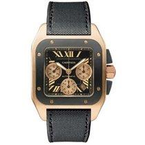 Cartier Santos 100 Chronograph w2020003