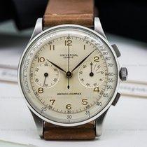 Universal Genève 22431 Vintage Medico Compax SS (24372)