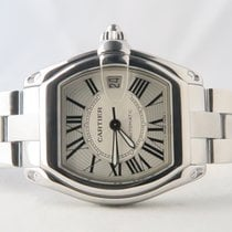 Cartier Roadster Automatic Large Ref. 2510 (Box&Papers)