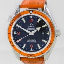 Omega Seamaster 600M Steel Case  Orange Dial Ref.29085091