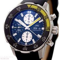 IWC Aquatimer Chronograph Ref-IW376702 Stainless Steel Box...
