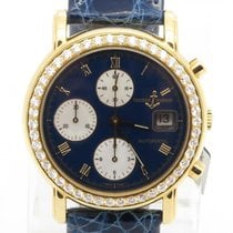 Ulysse Nardin San Marco Ref 431-77 Solid 18k Yellow Gold With...