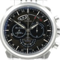 "Omega ""De Ville 44 Chronoscope GMT"" 44mm. steel..."