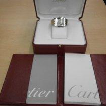 Cartier Santos Demoiselle 18kt  And Steel Midsize Ladies Watch...