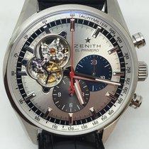 Zenith el primero chronomaster  1969 42mm 032040 4061/69c496