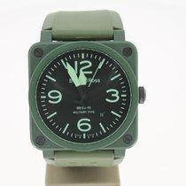 Bell & Ross Military  Type Green Ceramic (B&P2010) 42mm