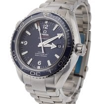 Omega 232.90.46.21.03.001 Seamaster Planet Ocean 600M in...
