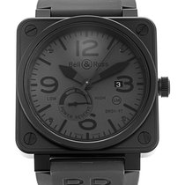 Bell & Ross Watch BR01-97 Steel