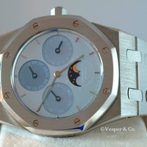 Audemars Piguet Platinum Royal Oak Perpetual Calendar