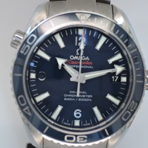 Omega Planet Ocean 600m Co-Axial Liquidmetal - 42 mm -