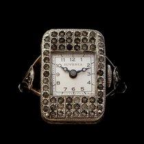 Juvenia Vintage Mechanical Ladie's Finger Ring Watch