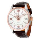 Longines Conquest Classic White Dial Automatic Men's Watch