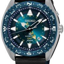 Seiko SUN059P1 Prospex Kinetic GMT blau 46mm 100M