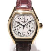 Cartier Tortue 2356 Chrono Monopoussoir Collection Privée