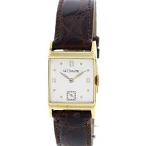 Jaeger-LeCoultre Vintage 14K Yellow Gold Watch