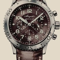 Breguet Type XX / Type XXI Flyback Chronograph 3810