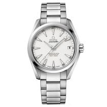 Omega Seamaster Steel Silver Dial 231.10.39.21.02.002 Mens watch