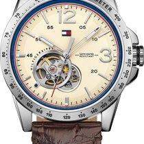 Tommy Hilfiger CASUAL SPORT 1791254 Automatik Armbanduhr...