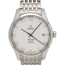 Omega De Ville Co-Axial Chronometer Automatic Watch 431.10.41....